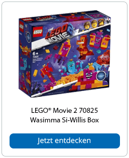 LEGO® Movie 2 70825 Wasimma Si-Willis Box