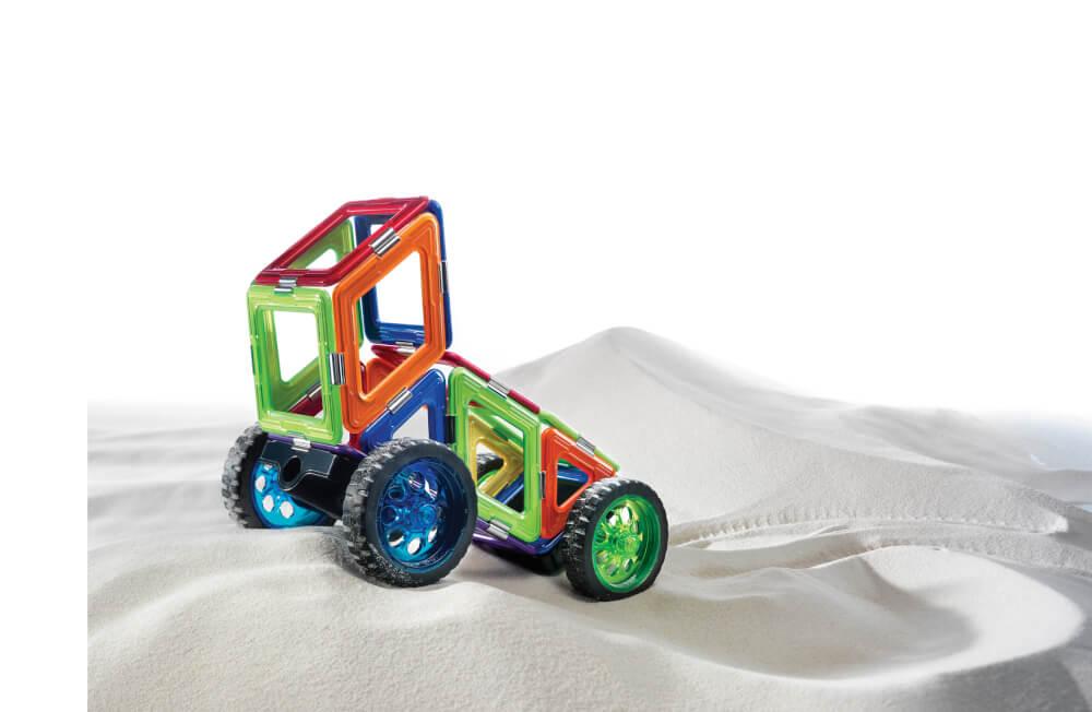 Bau- & Konstruktionsspielzeug-sets Geosmart Lunar Rover 30 Teilig