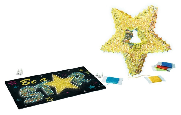 Basteln & Kreativität Ravensburger 180523 String It 3D Stars