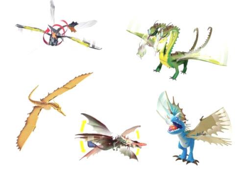 Spin Master Drachenzahmen Leicht Gemacht Dreamworks Dragons Action