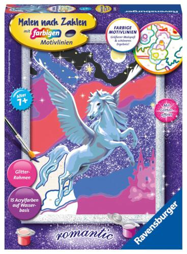 Ravensburger 286416 Malen Nach Zahlen Stolzer Pegasus 286416