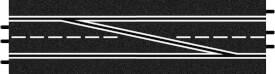 CARRERA DIGITAL 132 - Weiche, rechts