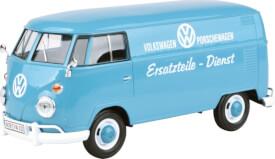 MM79556 VW T1 ''VW Ersatzteil Dienst'', taubenblau