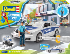 REVELL Junior Kit Polizei, mit Figur
