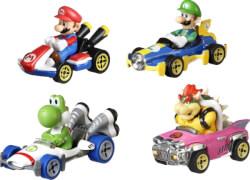 Mattel GBG25 Hot Wheels Mario Kart Replica 1:64 Die-Cast sortiert