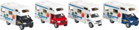 GoKi Wohnmobil aus Spritzguss/Kunststoff,