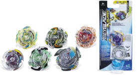 Hasbro B9500EU6 Beyblade - Burst Single Tops S2, ab 8 Jahren