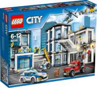 LEGO® City 60141 Polizeiwache, 894 Teile, ab 6 Jahre