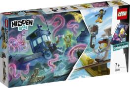 LEGO®  70419 Gekenterter Garnelenkutter