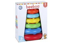 Beeboo Baby Stapelturm, 6-teilig