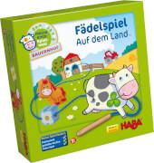 HABA - Fädelspiel Auf dem Land, ab 18 Monaten