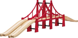 BRIO Hängebrücke