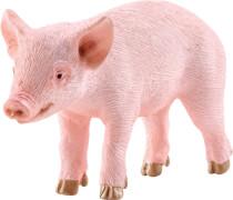 Schleich Farm World Bauernhoftiere - 13783 Ferkel, stehend, ab 3 Jahre