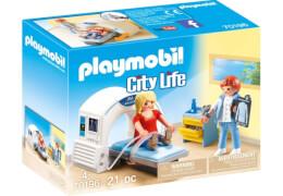 Playmobil 70196 Beim Facharzt: Radiologe