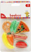 Beeboo Kitchen Obst und Gemüse, 8-teilig