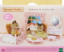 Sylvanian Families 5285 Schlafzimmer & Schminktisch-Set