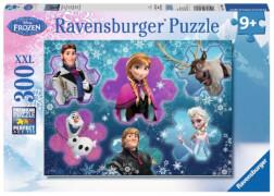 Ravensburger 131808  Puzzle Disney Die Eiskönigin - Völlig unverfroren 300 T.