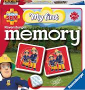 Ravensburger 212040  Feuerwehrmann Sam My first memory®