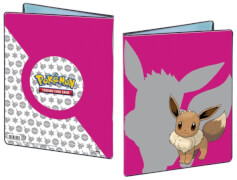 Ultra Pro Pokémon Evoli 2019 9-Pocket Portfolio