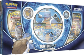 Pokémon Turtok-GX Premium Kollektion