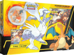 Pokémon Reshiram & Glurak GX Kollektion