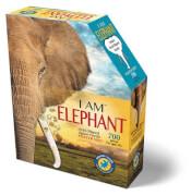 Shape Puzzle Elefant 700 Teile