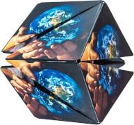 GeoBender® Cube ''World®''