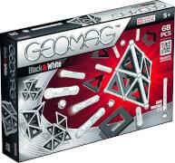 Geomag Panels Black & White 68-teilig