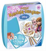 Ravensburger 298358 Disney Frozen - Die Eiskönigin Mini Mandala-Designer