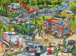 Ravensburger 5543 tiptoi® - Puzzlen, Entdecken, Erleben: Im Einsatz