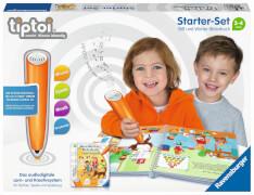 Ravensburger 00806 tiptoi® Starter-Set: Stift und Wörter-Bilderbuch
