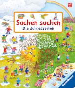 Ravensburger 43621 Sachen suchen - Die Jahreszeiten