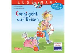 Lesemaus - Band 79: Conni geht auf Reisen, Taschenbuch, 24 Seiten, ab 3 Jahre
