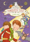 Die Schule der magischen Tiere - Band 3: Licht aus!, Hardcover, 224 Seiten, ab 8 Jahre