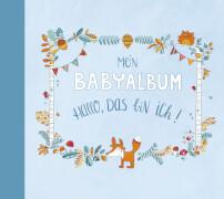 Mein Babyalbum - Hallo, das bin ich! (Jungen)