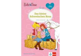 Bibi & Tina -Schweinchen Rosa