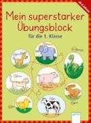 Arena - Mein superstarker Übungsblock, Taschenbuch, 192 Seiten, ab 6-8 Jahren. Schäfer, Carola.