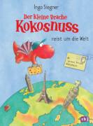Der kleine Drache Kokosnuss reist um die Welt, Gebundenes Buch, 112 Seiten, ab 6 Jahren