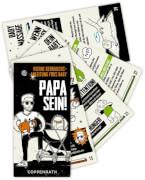 Fächerbuch: Papa sein! - Kl. Gebrauchsanleitung fürs Baby