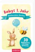 Babys 1. Jahr: Meilenstein-Karten