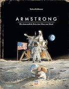 Torben Kuhlmann, Armstrong. Die abenteuerliche Reise einer Maus zum Mond (Sonderausgabe ''50 Jahre Mondlandung'')