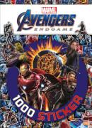 Marvel Avengers Endgame # 1000 Sticker