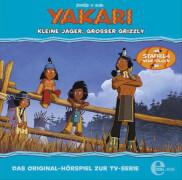 Yakari - Folge 29: Kleine Jäger, großer Grizzly (CD)