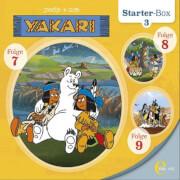 CD Yakari Starter Box 3