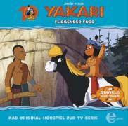 CD Yakari 34: Flieg.Fuß
