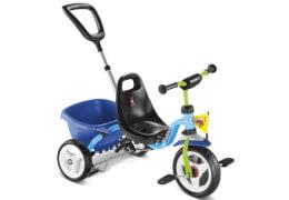 Puky 2226 Dreirad CAT 1 S blau/kiwi