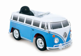 VW BUS Type 1 (T2), 12V, RC, blau
