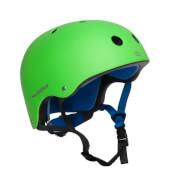 Hudora Skaterhelm, Größe 51-55, grün