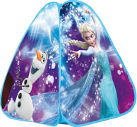 Disney Frozen - Die Eiskönigin Light on Pop up Zelt mit Licht