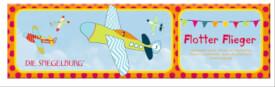 Die Spiegelburg - Flotte Flieger - Bunte Geschenke, sortiert, (nicht frei wählbar)